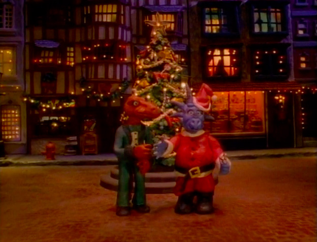 WILL VINTON'S A CLAYMATION CHRISTMAS CELEBRATION (1987) – One ...